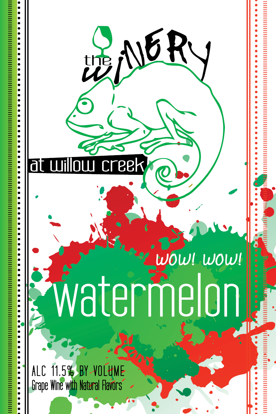 Watermelon White Merlot Product Image
