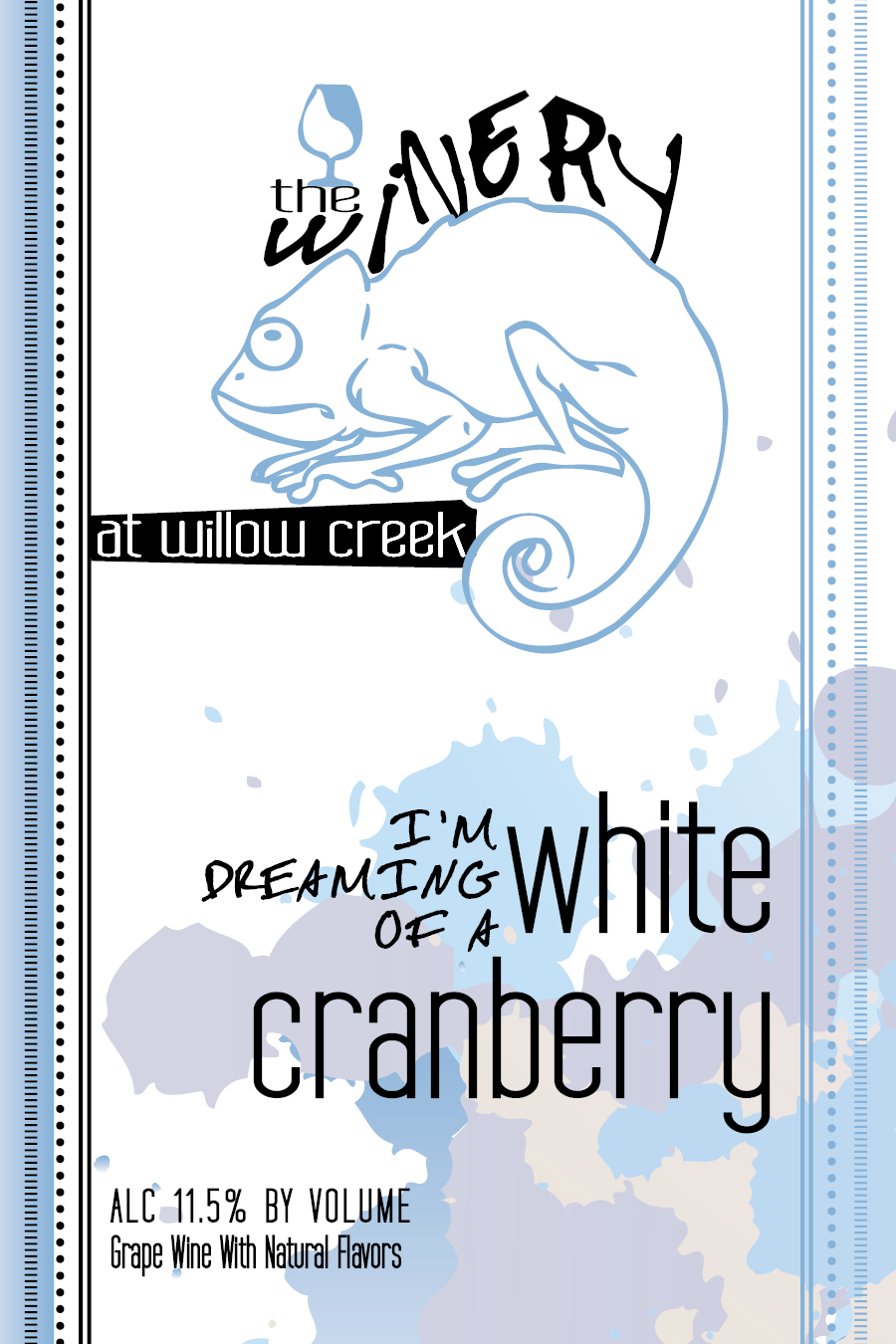 White Cranberry Pinot Gris Product Image